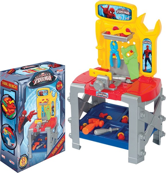 Dede Spiderman Power Tamir Seti 03034