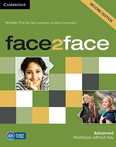 Face 2 Face Advanced Workbook Without Key Second Edition