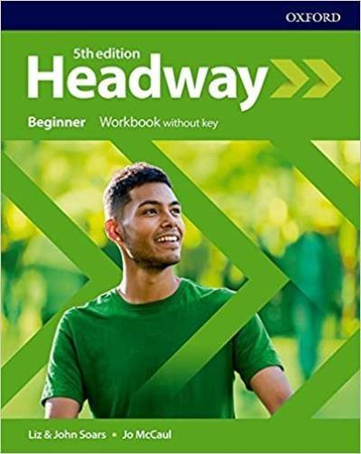 Headway Beginner Workbook 5th Edition