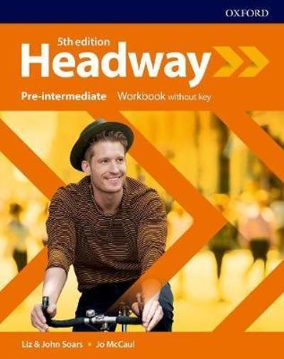 Headway Pre-Intermediate Workbook 5th Edition