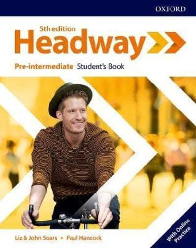 Headway Pre-Intermediate SB 5th Edition