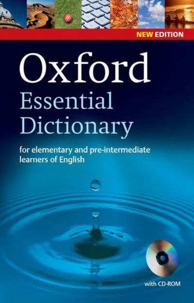 Essential Dictionary For Elementary