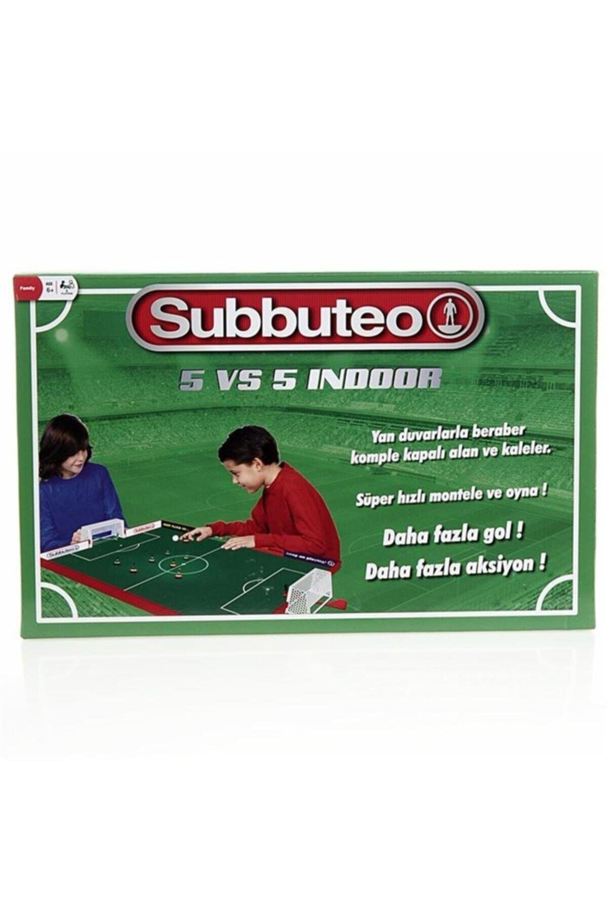 Hasbro Subbuteo 5 Vs 5 Indoor